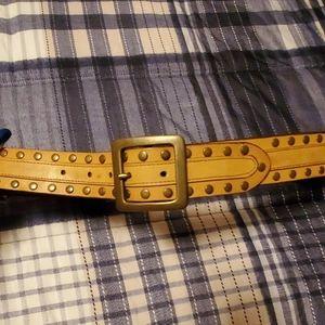 Men's BKE hipwear leather belt